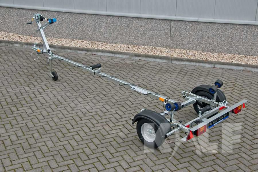 Kalf trailer Basic 450-40